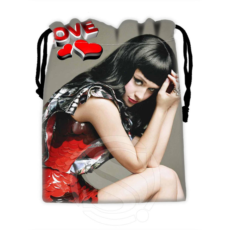 Best Nice Custom Katy Perry #4 Drawstring Bags For Mobile Phone Tablet PC Packaging Gift Bags18X22cm SQ00715-@H0360