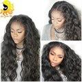 Indian Virgin Hair Wigs Full Lace Human Hair Wigs For Black Women Body Wave Indian Hair Full Lace Front Wigs Indian Virgin Hair