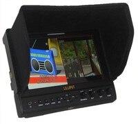 Lilliput 663 O HMDI Output 7 LED Monitor 1280x800 IPS 800 1 Suit Case Folding Sun