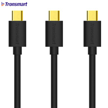 Tronsmart TS-MUPP1 USB 2,0 позолоченный преобразующий кабель Micro USB кабель 6FT* 3 1,8 м* 3 высокое качество кабеля 3 шт./упак