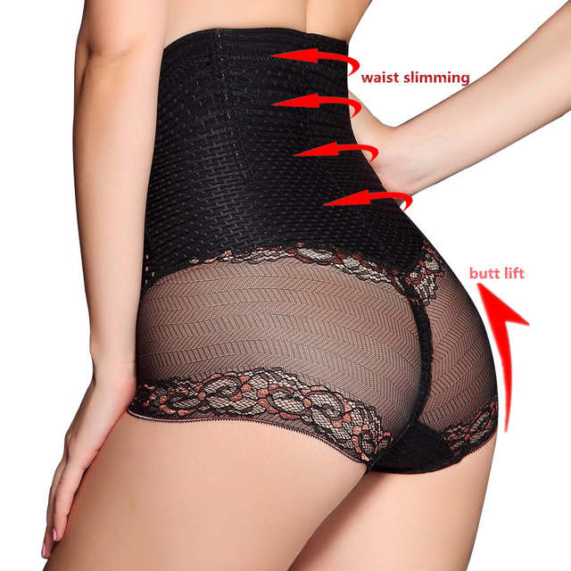 f21cf6ae6a placeholder High Waist Trainer Tummy Control Panties Hip Butt Lifter Body  Shaper Slimming Underwear Modeling Strap Corset