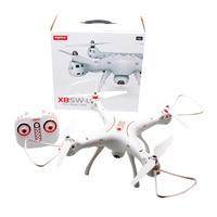 Syma X8SW D RC Drone FPV Camera RC Helicopter RTF 90 degree Rotation 0.3MP Camera / Altitude Hold / 360 degree Flip
