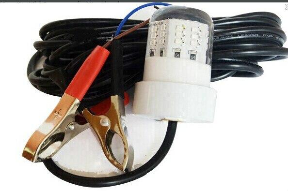5 pack x (bonne affaire 18 W sous-marine/Submersible calmar pêche leurre lampe à LED/lumière poisson leurre lumière pêche calmar leurre lumière lampe