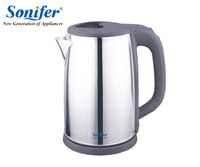 2 0L 220V Electric Kettle Stainless Steel 1500W Household Quick Heating Electric Boiling Pot Sonifer