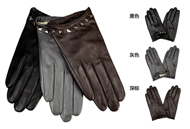 leagther glove10