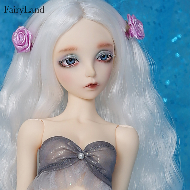 Fairyland Sia mermaid  Fairyline  1/4 bjd sd dolls model  girls boys eyes High Quality toys  shop resin OUENEIFS