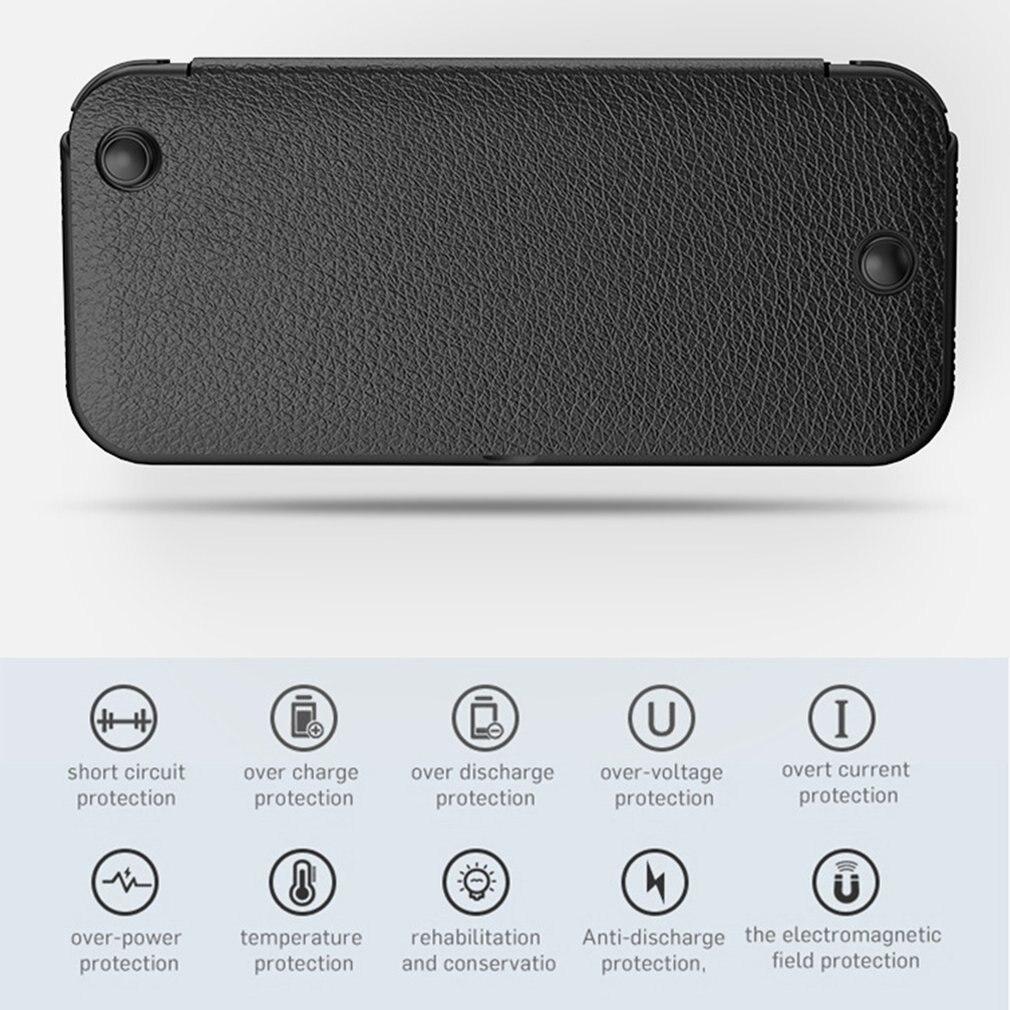 10000 mAh Portable chargeur Stand coque étui USB type C pour nessa commutateur Console charge rapide batterie externe