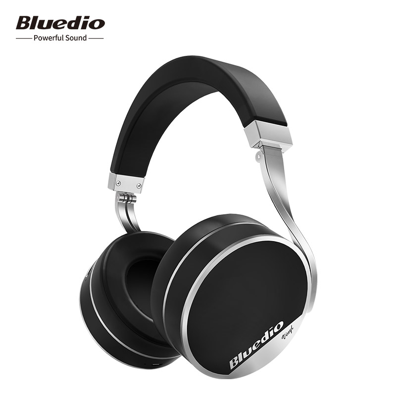 Bluedio Vinyl Plus bluetooth headset wireless over ear headphones with microphone for music phone headsets цены онлайн