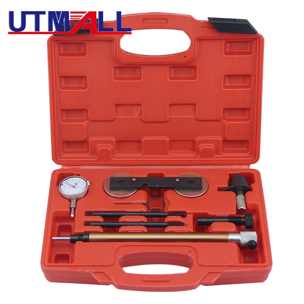 T10171A Engine Timing Tool Kit For  VW AUDI 1.4/1.6FSi 1.4 TSi 1.2TFSi/FSi Inc Dial Gauge Tdc + Locking Tools
