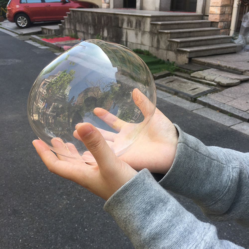 3pcs/Bag Bubble Glue Kids Blowing Bubble Ball Toys For Children Space Balloon Nostalgic Classical Outdoor Toys Not Easy To Break