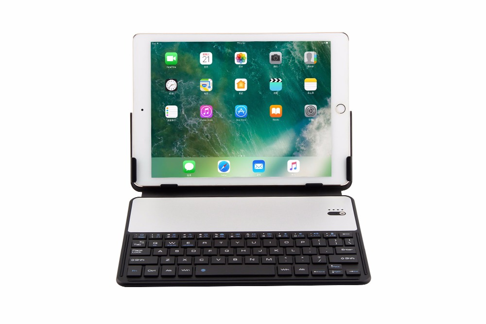 9-10 inch Universal Leather Case Cover for Samsung Galaxy Tab A A6 10.1 inch 2016 P580 P585 with Wireless Bluetooth Keyboard bluetooth keyboard for samsung galaxy note gt n8000 n8010 10 1 tablet pc wireless keyboard for tab a 9 7 sm t550 t555 p550 case