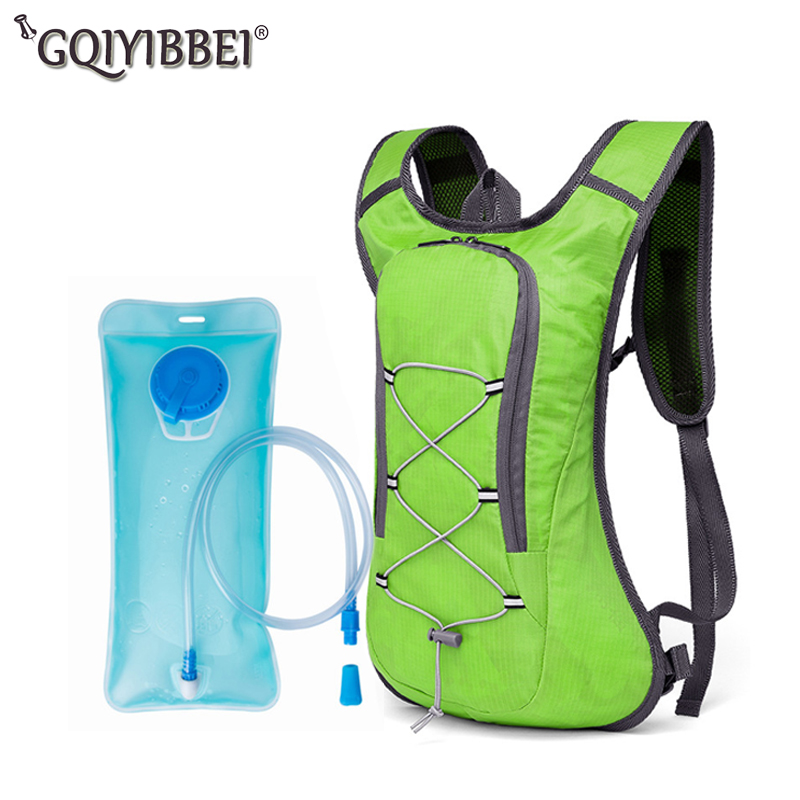 Outdoor Sports  Trekking 2L Water Bag Hydration Backpack For Camping Hiking Riding Cycling Bag Water Bladder Container
