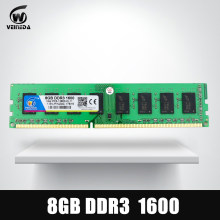 VEINEDA DDR3 8 gb 1333 PC3-10600 240PIN Dimm Ram Tương Thích 8 gb ddr3 1600 PC3-12800 Cho AMD Intel DeskPC(China)