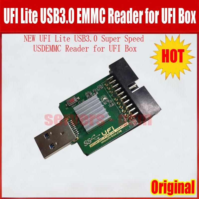 Gsmjustoncct 2018 новый 100% Оригинальный UFI коробка с UFI DONGLE/ufi