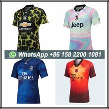 860de6f32 juve 2019 EA sports Jersey Ronaldo Bayern Manchester 2018 Uniteds JUVENTUSs Real  Madrid Ea Sports Soccer