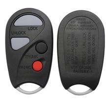 Новые 4 Кнопки Флип Складные Дистанционного Ключа Shell Case Fob Для Nissan Maxima Sentra Pathfinder Xterra Бесплатная Доставка
