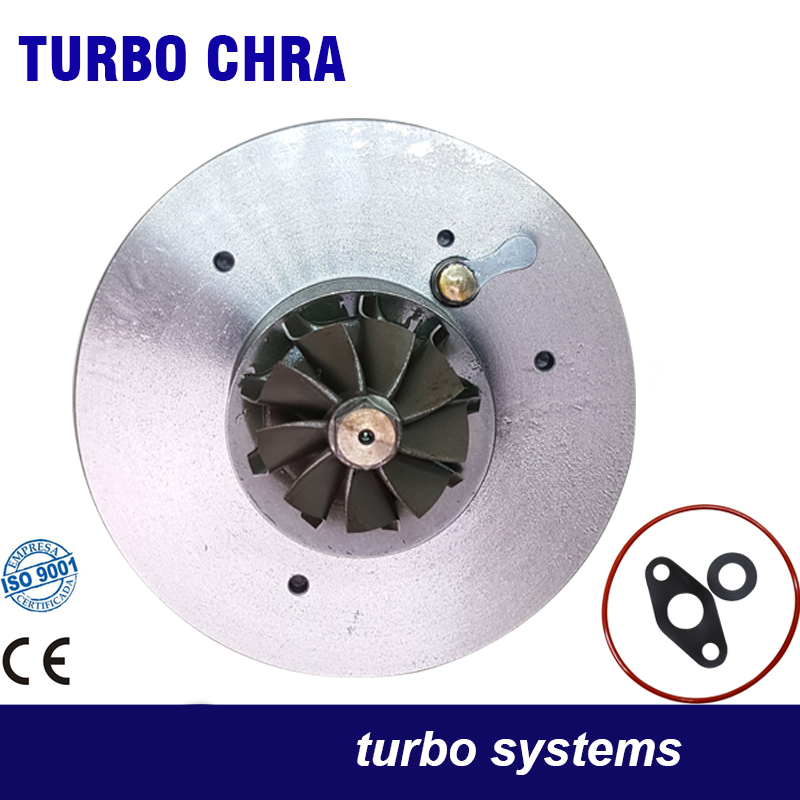 GT1549V  Turbo cartridge 700447 11652247297 Turbocharger chra core for BMW 318D 320D 520D E39 E46 90Kw 100Kw M47D 1998- garrett gt2260v turbocharger turbo cartridge chra 753392 742417 11657791046 11657791044 for bmw x5 3 0 d e53 218hp m57n e53