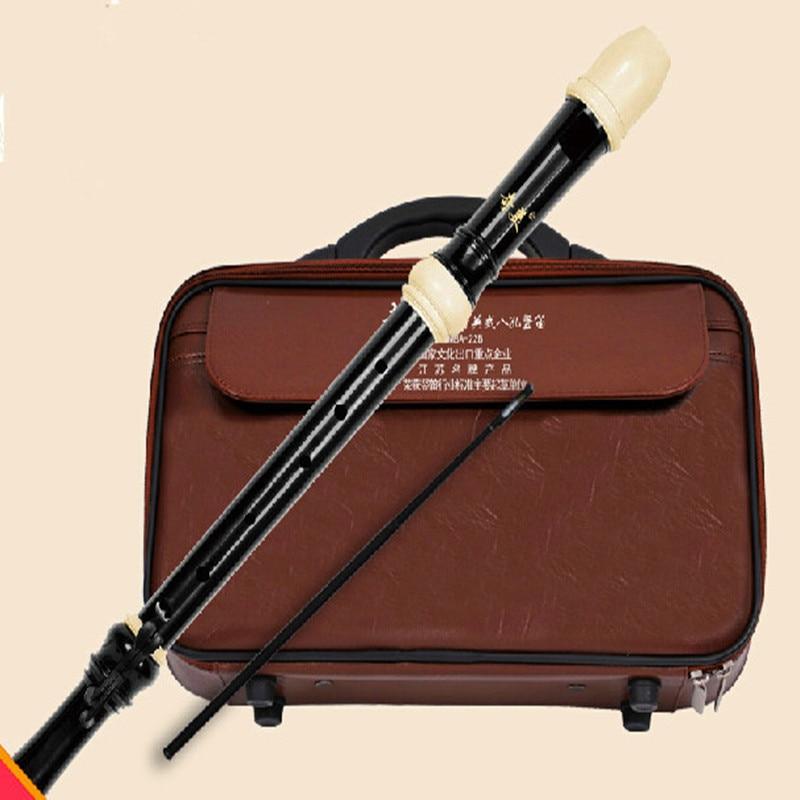 테너 클라리넷 영어 스타일 8 홀 C 키 플루트 Dizi Istrumento 뮤지컬 플루트 Professional Flautas C 클라리넷 테너 클라리넷
