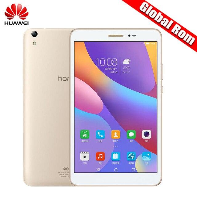 "International ROM 8.0"" Huawei Honor Tablet 2 3GB RAM 16GB/32GB ROM Octa Core Tablet PC Snapdragon 616 Android 6.0 8.0MP GPS N"