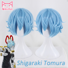 【AniHut】Tomura Shigaraki Cosplay Wig Boku No Hero Academia Wig Synthetic Hair My Hero Academia Shigaraki Cosplay Anime Hair