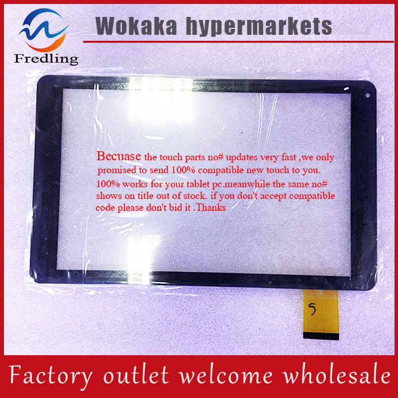 For YLD-CEGA1088B01-FPC-A0 Tablet Capacitive Touch Screen Touch Panel Digitizer Glass MID Sensor Free Shipping new 9 yld ceg9364 fpc a0 tablet touch screen panel digitizer glass sensor replacement touchpad free shipping