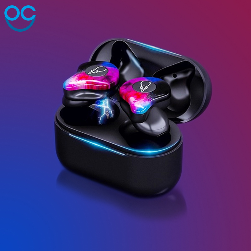 TWS V5.0 BLuetooth Earphone Port Cordless Wireless Earbuds Stereo in ear TWS Bluetooth Waterproof Wireless ear buds headset new mini bluetooth earphone wireless earbuds stereo in ear bluetooth 5 0 waterproof wireless ear buds earphone 2200ma power bank