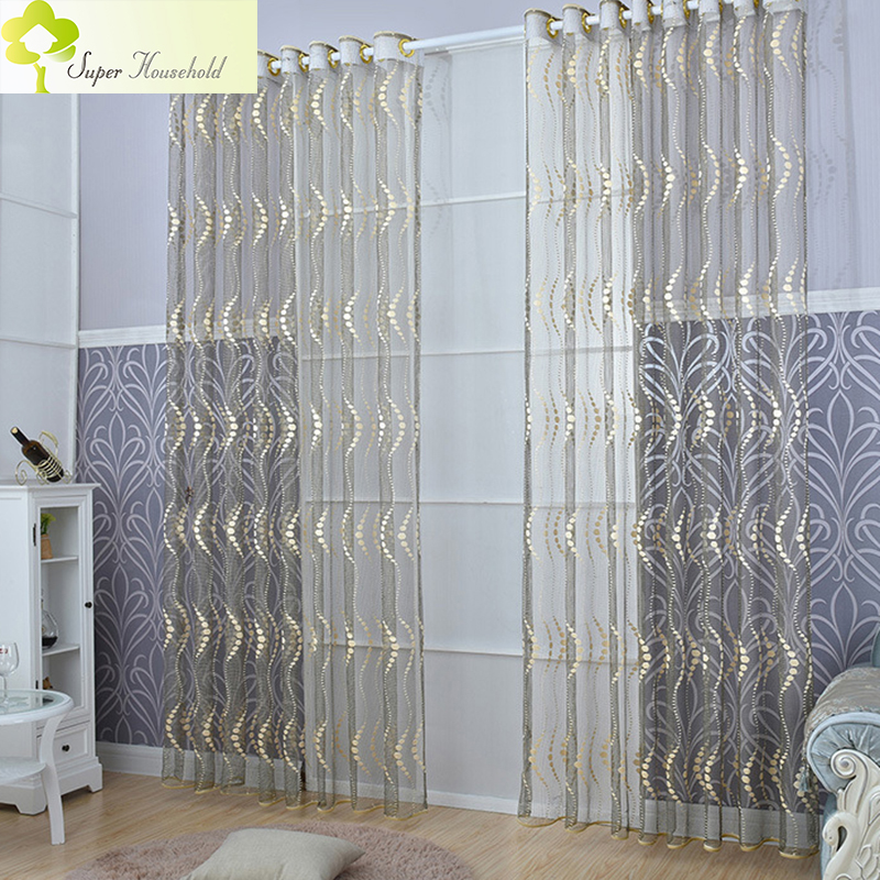 Curtains Hot Sale New Arrival Built In Modern Lace Hollow