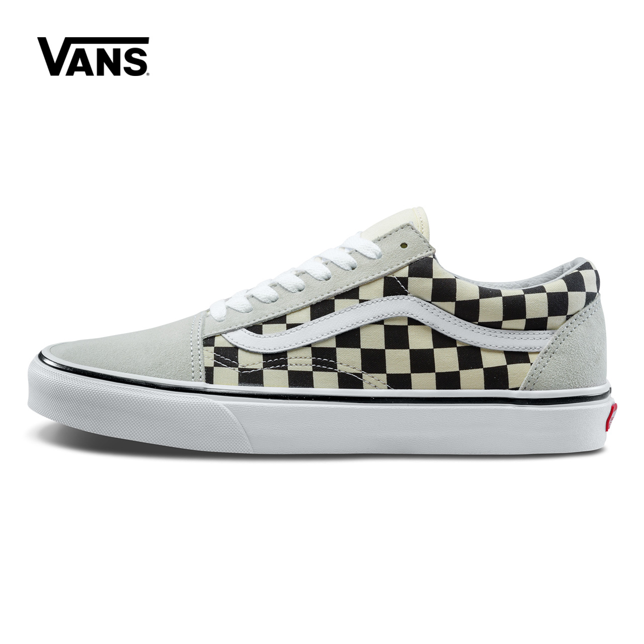 Original New Arrival Vans Mens   Womens Classic Old Skool Low-top  Skateboarding Shoes Sneakers Canvas Sport Outdoor VN0A38G127K 5923f4d71590