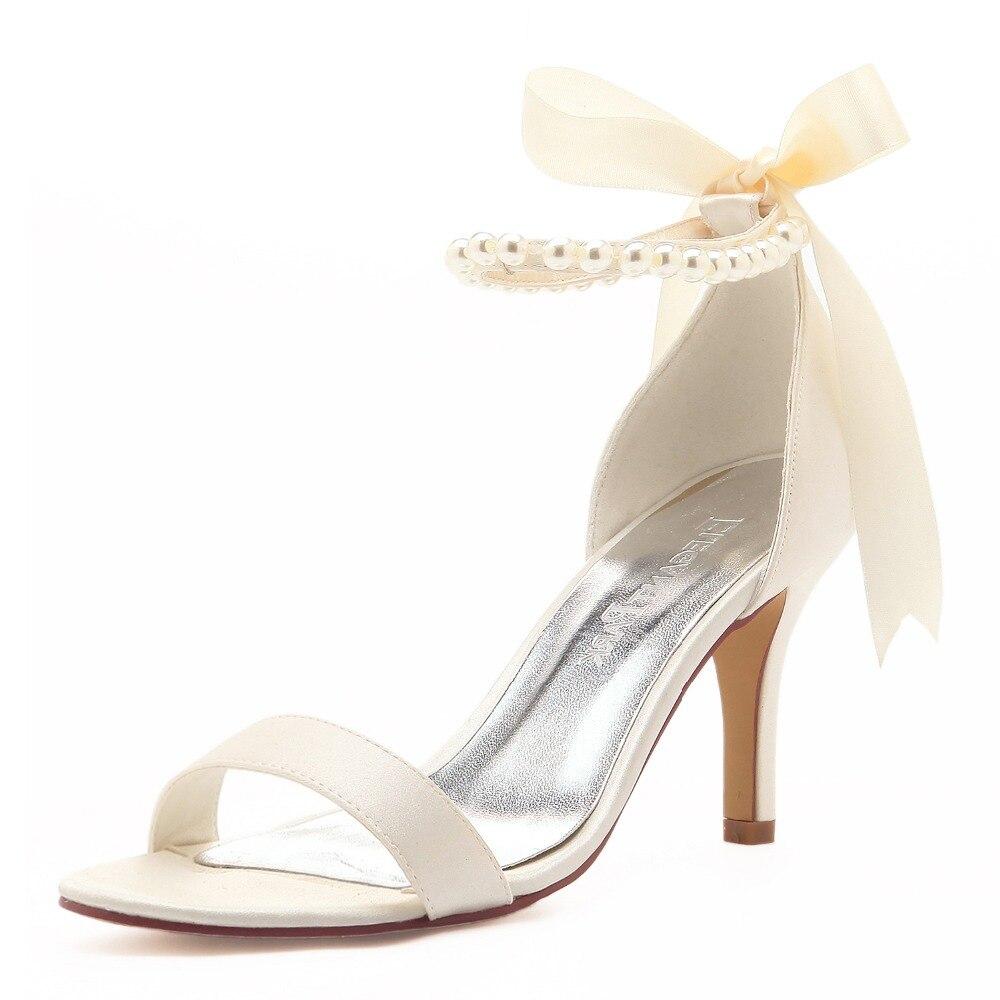Damen Damen öffnen Toe Diamante Low Block Heel Peep Toe Braut Ankle Strap Sandalen Schuhe