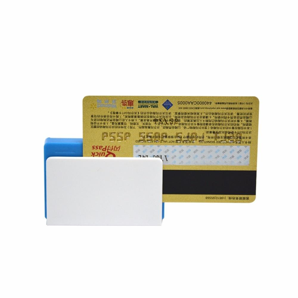 Lecteur de carte Mobile Bluetooth trois-en-un avec Contact/carte à puce sans Contact MPR110