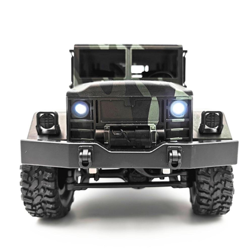 Crawler Toys Camouflage LED