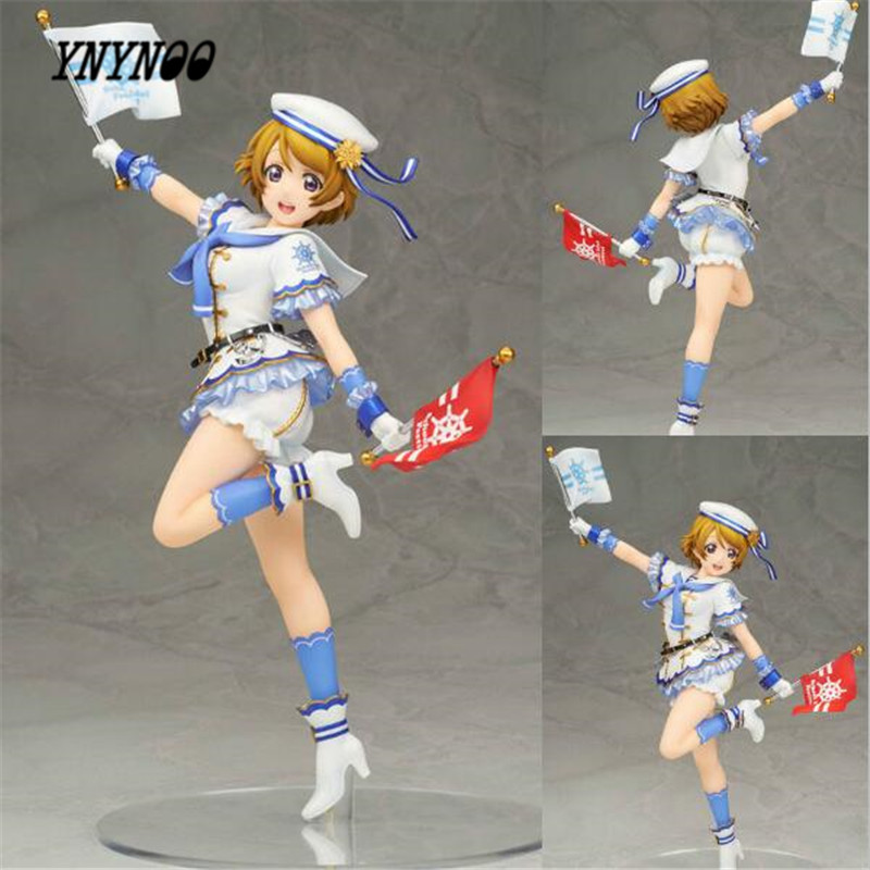 YNYNOO Alter Love Live! School Idol Festival Hanayo Koizumi 1/7 Cute Girl PVC Action Figure Doll Resin Collection Model Toy Gift игрушка аниме alter to love