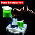2017 New Pumps & Enlargers Male Penis Enlargement exercise system Sex Toys Penis Enlarger Extension Adult Sexy Product for Men