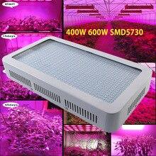 Lámparas de Espectro completo 400 W 600 W LED Crece La Luz Rojo/Azul/Blanco/UV/IR para Caja de Plantas de Interior hidroponía Grow Tent