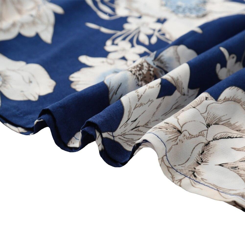 Boho Floral Vintage Long Dress 15