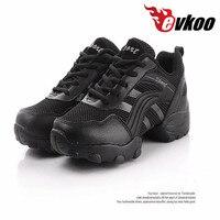 Free Shipping Men S Outside Dance Sport Shoes Black White Breathable Comfortable Flexiable Boy S Jazz