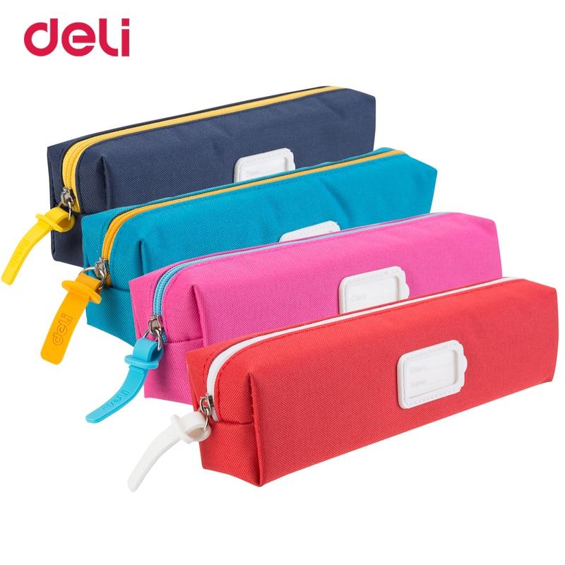 Personalized Canvas Bag School Case Custom Case Zipper Pouch Pencil Case for Kids Pencil Pouch Canvas Bag Back to School