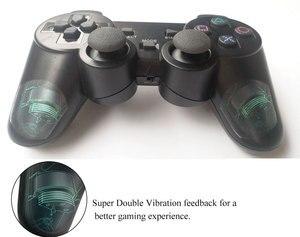 Image 4 - أذرع التحكم في ألعاب الفيديو مع الاهتزاز المزدوج ووضع PC 360 ويندوز 7/ 8/ 10 ، لوحة ألعاب لاسلكية مع محول USB صغير