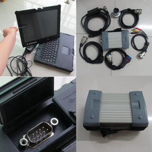 New arrival! MB Star Diagnostic Tool MB Star C3 with HDD installed in Laptop touch screen NEC Diagnostic PC 2014.12v software(China (Mainland))