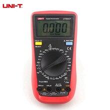 UNI-T UT890C+ True RMS Digital Multimeter C/F Temperature Capacitance Frequency Multi Meter Diode Tester Measuring Instruments