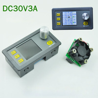 CNC DC DC 12V to 5V adjustable step down module, constant voltage constant current regulated power supply module 30v