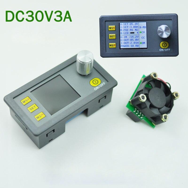 CNC DC-DC 12 V à 5 V module abaisseur réglable, module d'alimentation à courant constant à tension constante 30 v