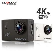 SOOCOO C30 C30R 4K Action font b Camera b font Wifi Gyro Novatek96660 30M Waterproof Adjustable