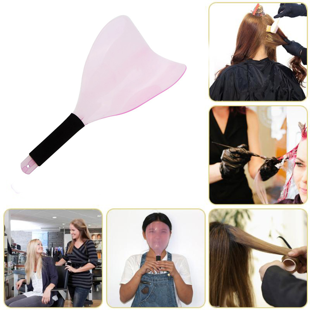 Hair Care & Styling 2019 Latest Design Hairspray Plastic Shield Mask Eye Face Protector Hair Salon Home Us Styling Tool Lng5