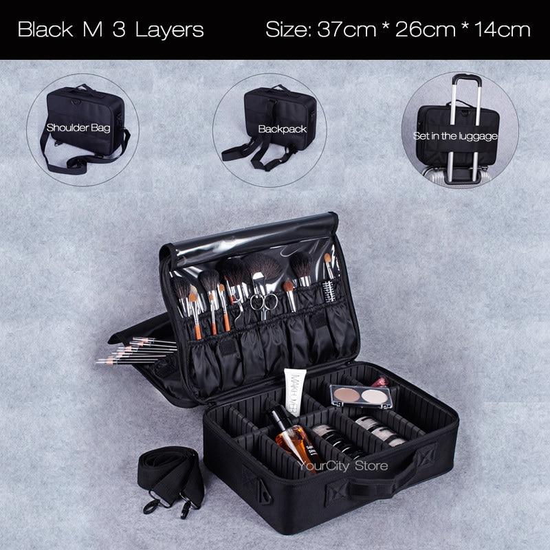 Black M 3 layers