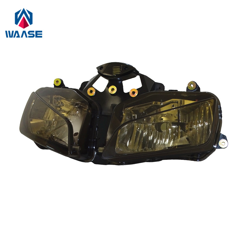 waase CBR 600 RR 03 06 Front Headlight Headlamp Head Light Lamp Assembly For Honda CBR600RR