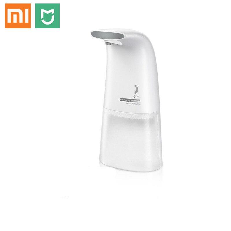 Xiaomi mijia indução automática de espuma lavagem da mão máquina lavar automática dispensador sabão 0.25s indução infravermelha para o bebê e família