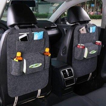 BOAOSI 1x Car Storage Bag Back Seat Organizer Box For Opel Zafira A B Vauxhall Zafira Corsa C Cambo D Vauxhall Corsa 3 Van фото