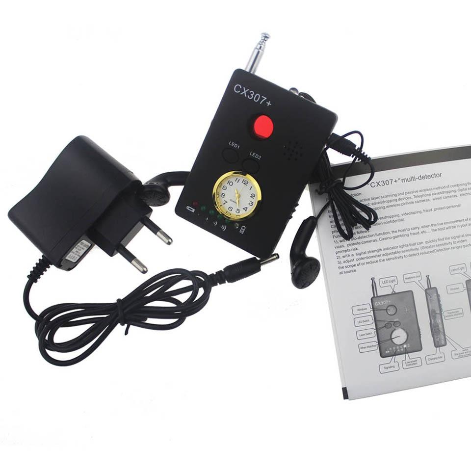 C307 spy detector 10