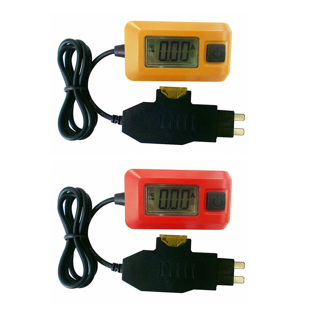 Automotive Car Current Detector Suitable For Current Detection In Automotive Or Commercial Vehicles Easy To Use Car Accessories-in Battery Measurement Units from Automobiles & Motorcycles